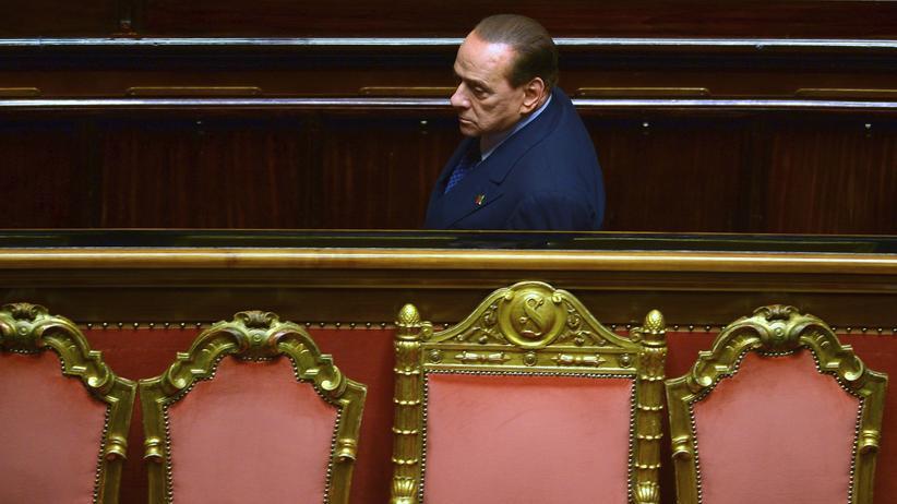 Italien: Berlusconi ist nicht mehr Herr seiner Partei