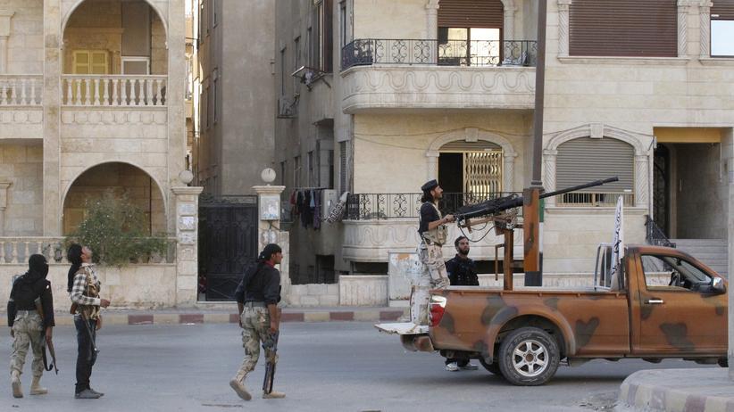 Syrien: Und das Sterben geht weiter