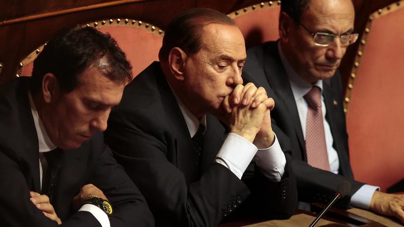 Italien: Berlusconi verliert Alleinmacht über seine Partei