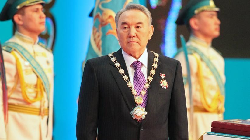 Kasachstan: Das Duo mit den Milliarden