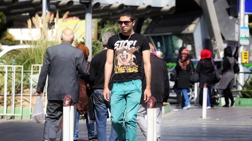 Iran: Im iranischen Frühling