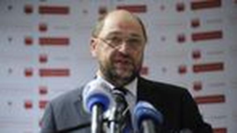 Martin Schulz: Der Plan des Präsidenten