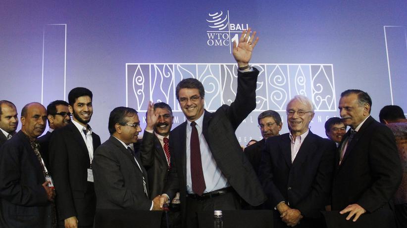 Welthandelskonferenz: WTO einigt sich auf historisches Handelsabkommen