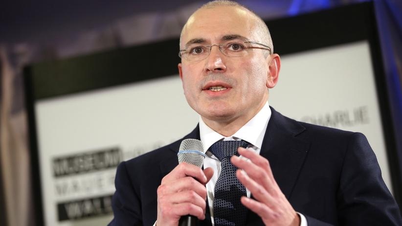 Michail Chodorkowski: Von wegen Anti-Putin