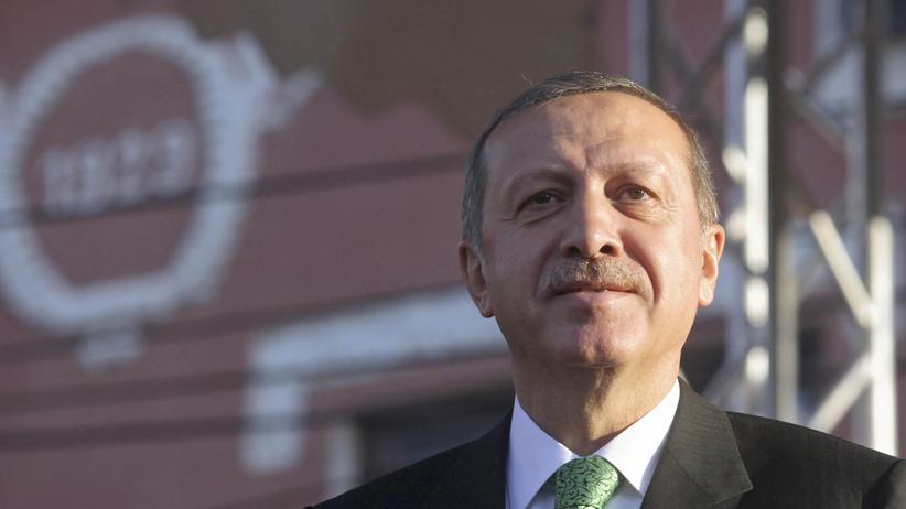 Türkei: Der türkische Premierminister Recep Tayyip Erdogan