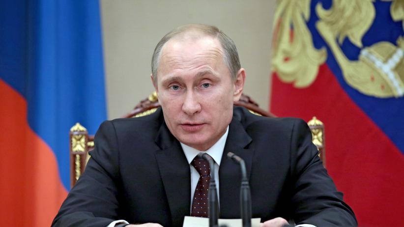 Wladimir Putin: Immer noch ganz der KGB-Mann