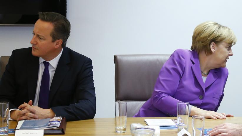 Europa-Debatte: Mit Cameron lässt sich die EU nicht reformieren