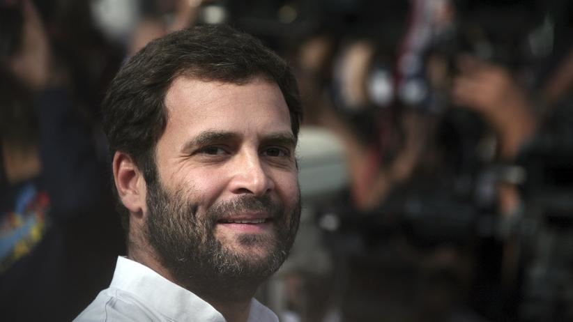 Wahl in Indien: Gandhi, der Seltsame