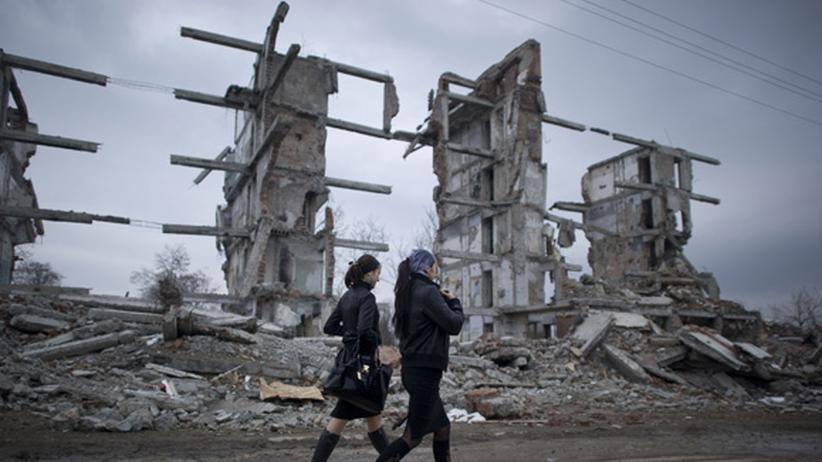 Tschetschenien: Bedrängt von Russen und Glaubenskriegern