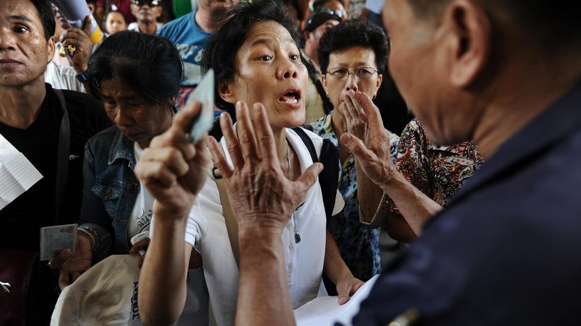 Bangkok Thailand Wahlen