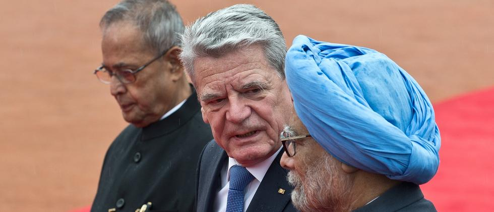 Gauck Singh
