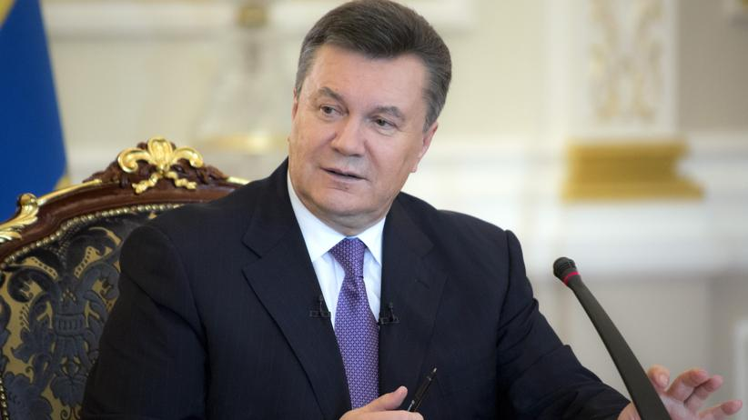 Ukraine: Janukowitsch zaudert dem Machtverlust entgegen