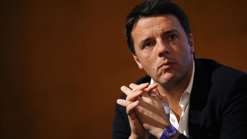 Italien: Renzi spricht bei Napolitano vor