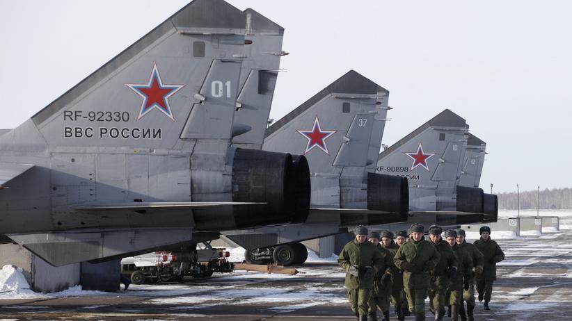 Militär Russland