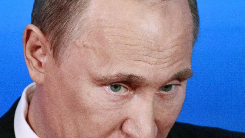 US-Verteidigungsministerium: Wladimir Putin (Archivbild)