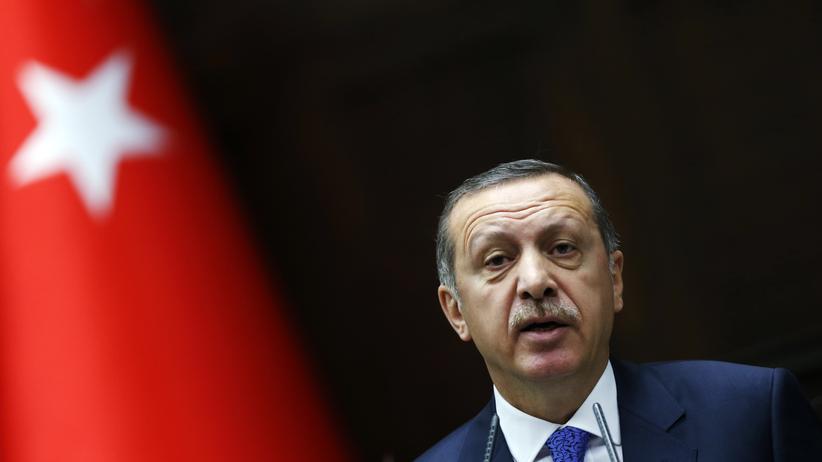 Türkei: Der türkische Ministerpräsident Recep Tayyip Erdoğan