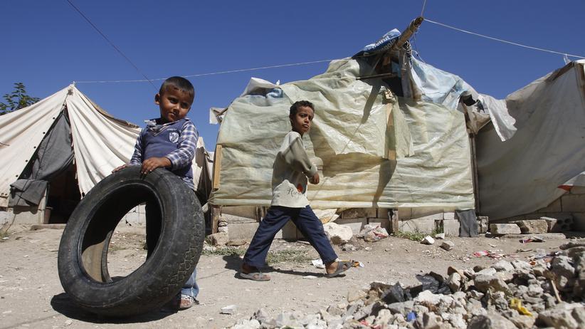 Serie Flüchtlingsland Libanon: Flüchtlinge zweiter Klasse