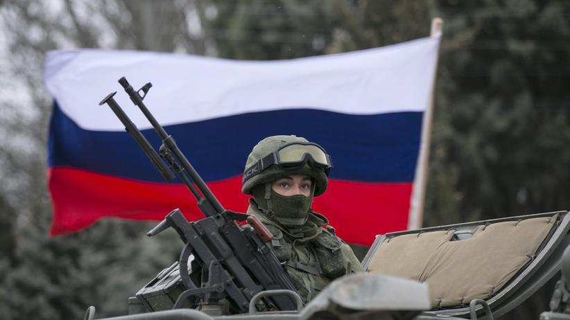 """Krim-Konflikt: """"Völkerrecht ist die Waffe der Schwachen"""""""