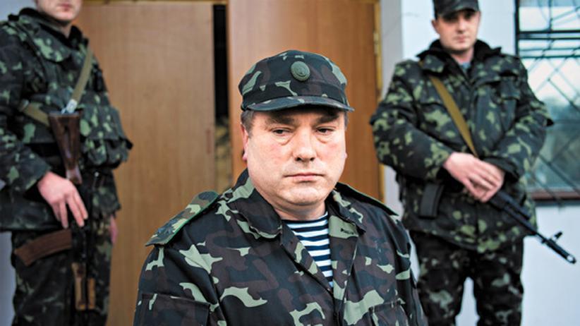 Krim-Krise: Die gespenstische Invasion