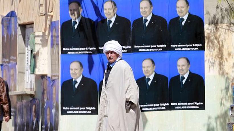 Algerien: Opposition in Algerien ruft zum Boykott der Präsidentschaftswahl auf