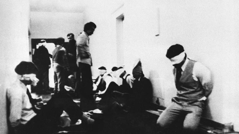 Vereinte Nationen: 1979 in der US-Botschaft in Teheran, in der 52 Amerikaner 444 Tage festgehalten wurden