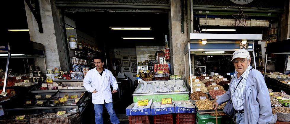 Griechenland Athen Euro Rettung