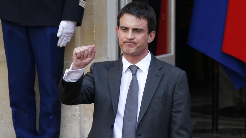 Manuel Valls: Frankreichs Gerhard Schröder