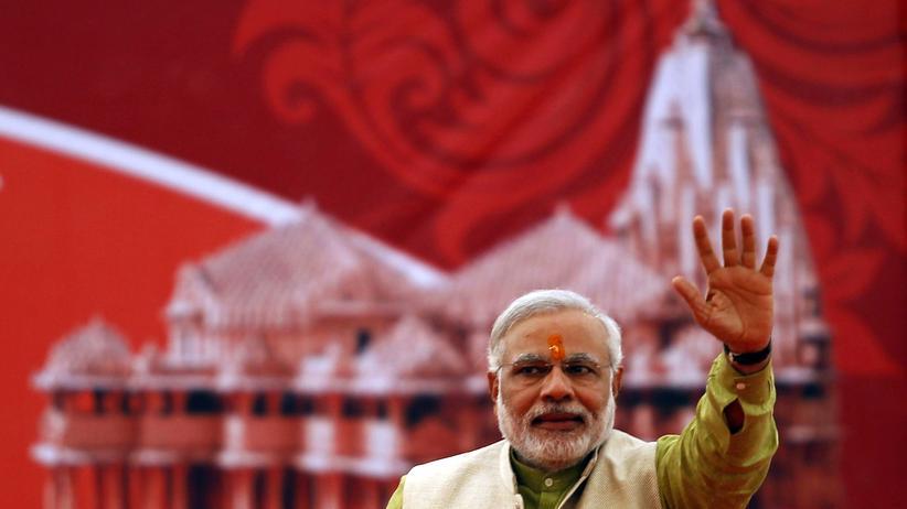Narendra Modi: Ein Macho für Indiens nationale Auferstehung