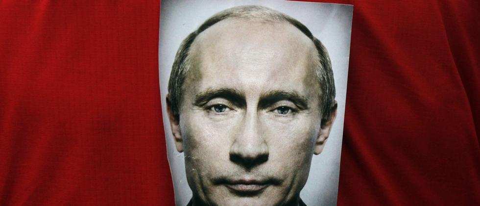 Putin Russland