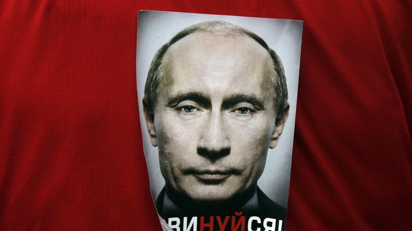 Krim-Krise: Wie Putin die Vergangenheit missbraucht