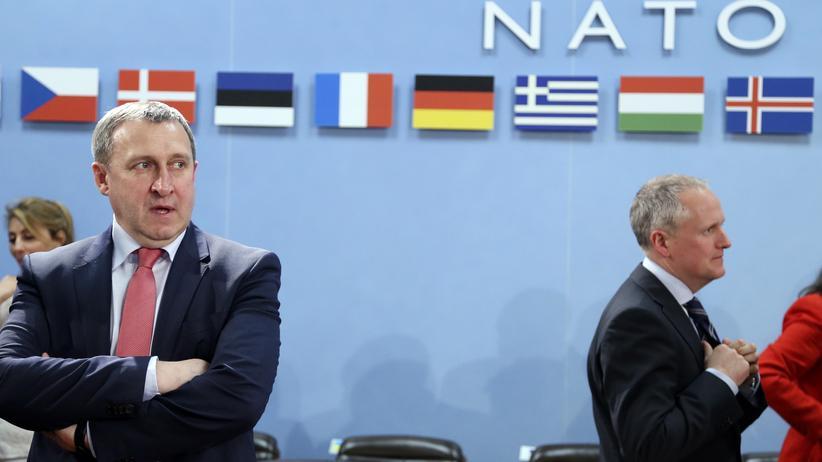 Ukraine NATO Krim Annexion