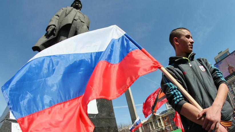 Ostukraine: Angst vor der Zukunft, nicht vor Russland