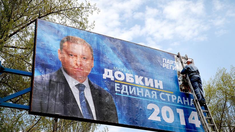 Präsidentschaftswahl: Die Ukraine sollte die Wahl absagen