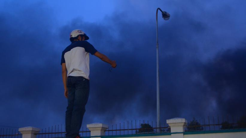 Vietnam: Brennende Fabriken gegen Chinas Expansion