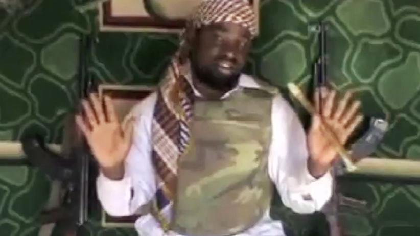 Boko-Haram-Chef Abubakar Shekau