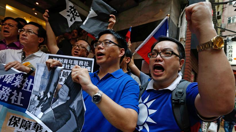 Anti-China Proteste in Vietnam