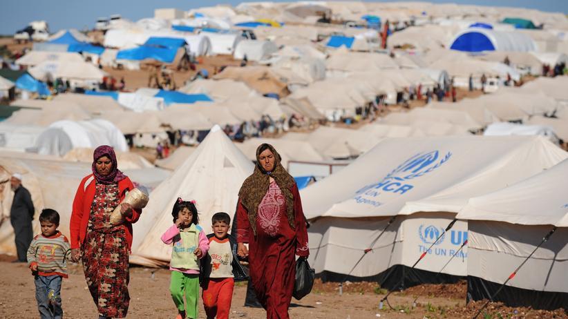 syrien fluechtlinge uno idp binnenfluechtlinge