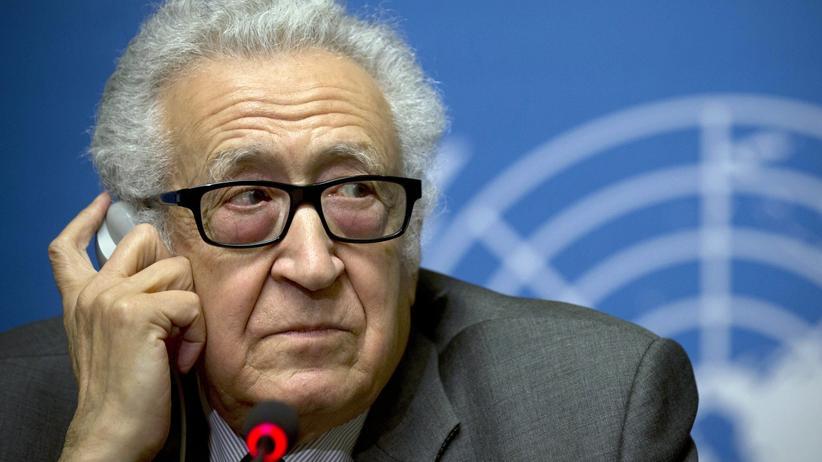 Syrien-Vermittler: Brahimis Nachfolger dürfte es kaum besser ergehen