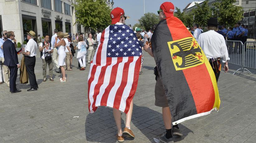 Deutschland USA