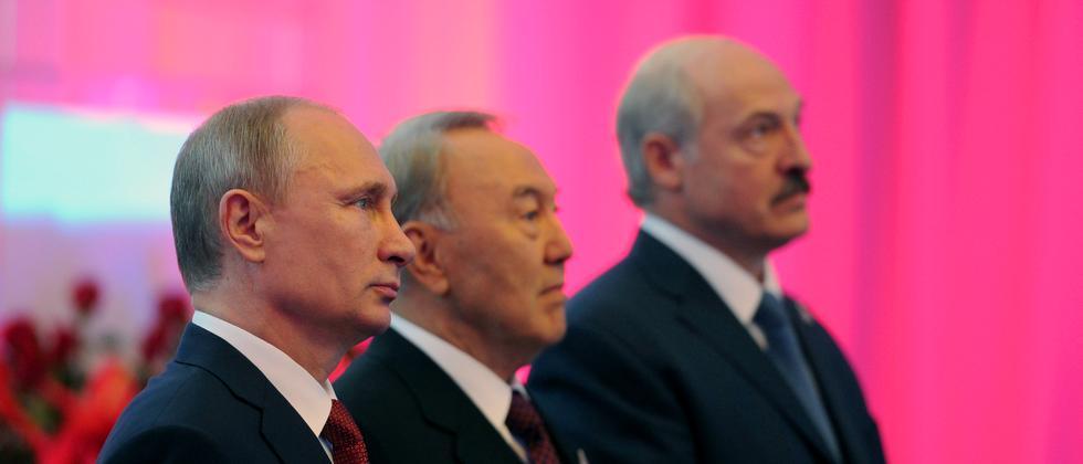 Eurasische Union Wladimir Putin Russland