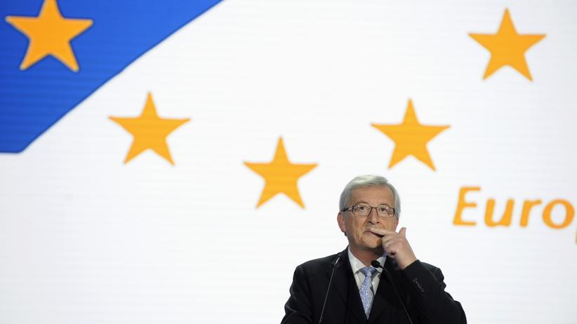 Europawahl 2014 Jean-Claude Juncker