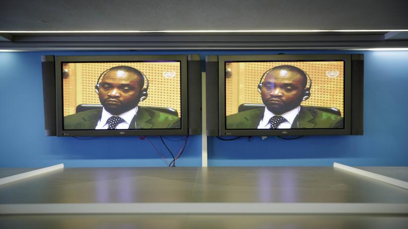 Den Haag Strafgerichtshof Kongo Katanga