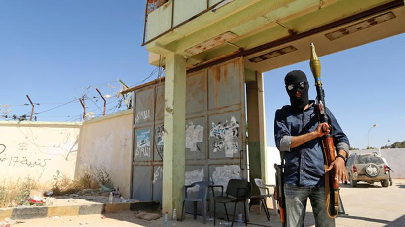 Libyen Konflikt