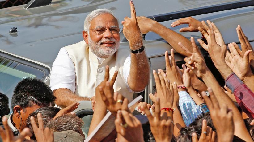 Indien: Premierminister gratuliert Opposition zum Wahlsieg