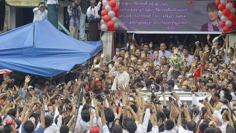 Myanmar: Kein Aufbruch, kein Zorn