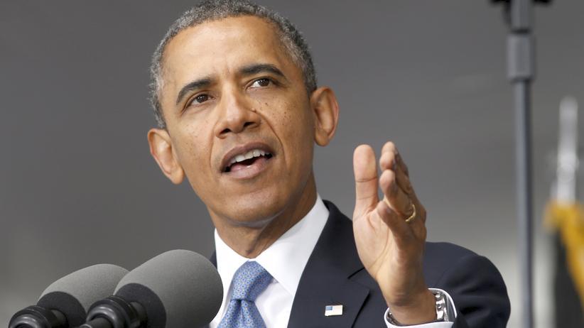 US-Präsident: US-Präsident Barack Obama