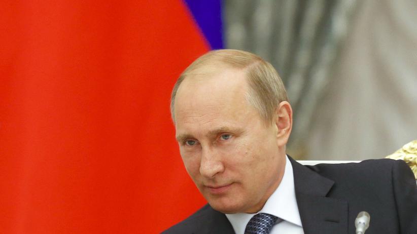 Zweiter Weltkrieg: Russlands Präsident Wladimir Putin