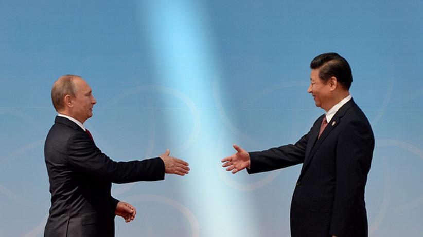 """Russland und China: """"Es gibt keinen neuen Ostblock"""""""