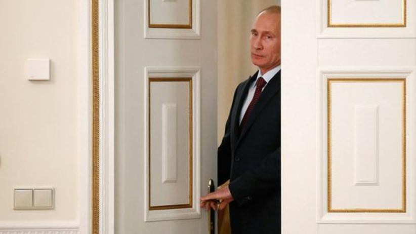 Putin Russland Sanktionen