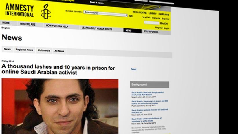 Saudi-Arabien: Menschenrechtler zu Haft und Peitschenhieben verurteilt